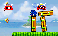 Angry Sonic