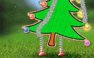 Plastic Christmas