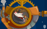 Gentlemen Rats in Outer Space